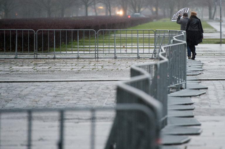 Stürme sorgen für schwere Störungen im Bahnverkehr (© 2015 AFP)