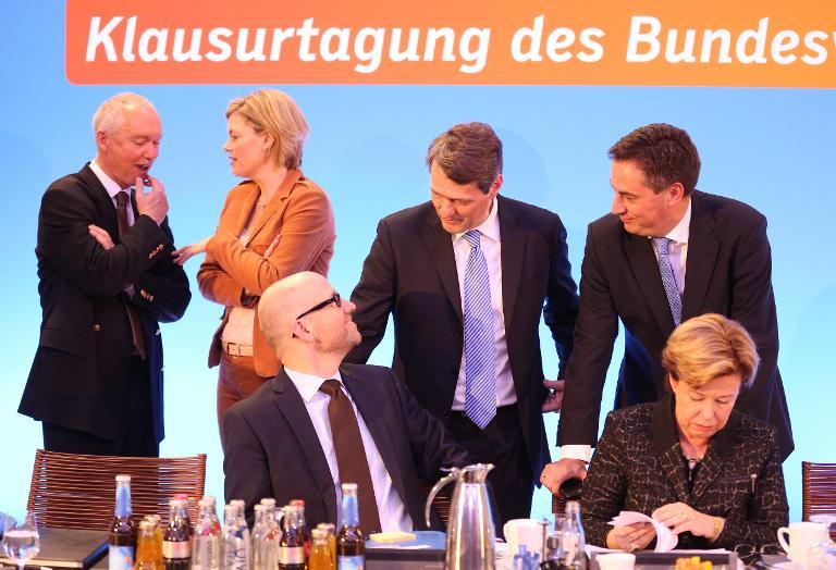 CDU beschwört nach Anschlägen Zusammenhalt in Europa (© 2015 AFP)