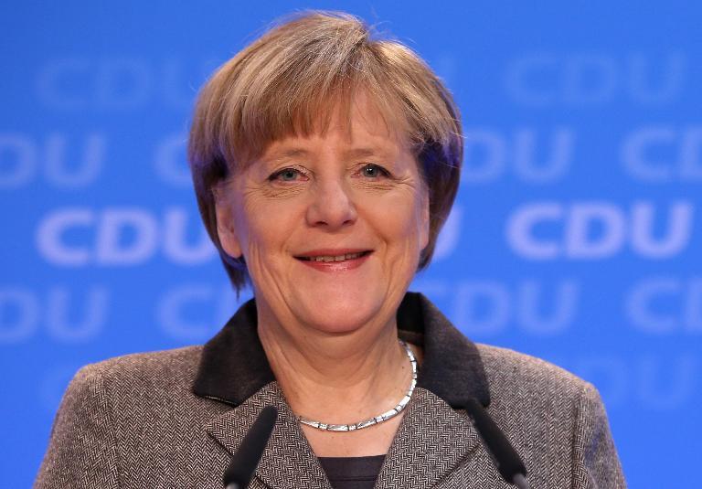Merkel offen für Debatte über Einwanderungsgesetz (© 2015 AFP)