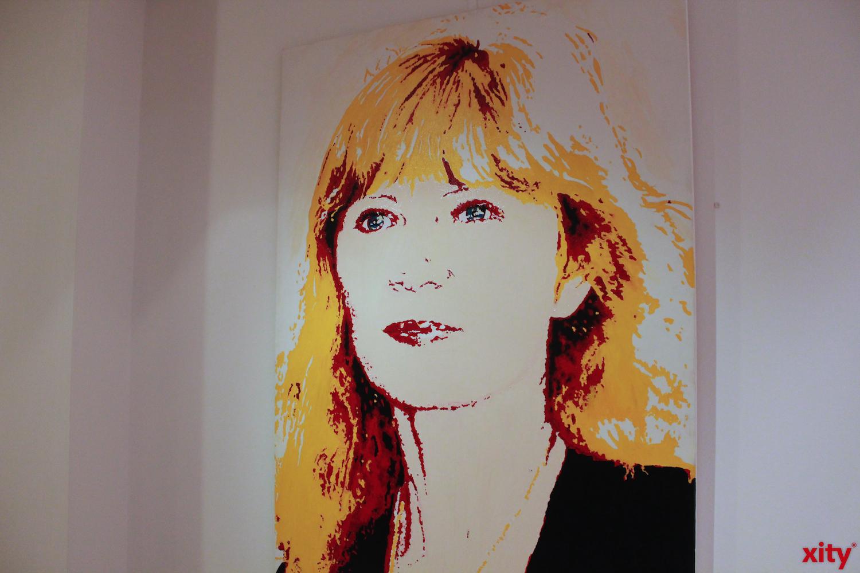 Selbstportrait von Carola Paschold (xity-Foto:P.Basarir)