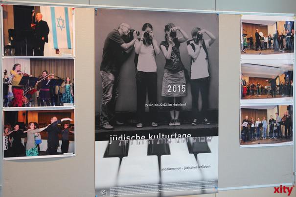 Jüdische Kulturtage beginnen in Krefeld mit einer Ausstellung im Kunst-Spektrum (xity-Foto: H. Müller)