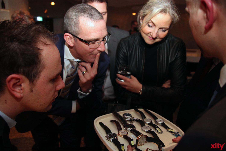 Alle Gäste waren sehr interessiert an den Ausstellungstücken (xity - Foto: A.Meyer)