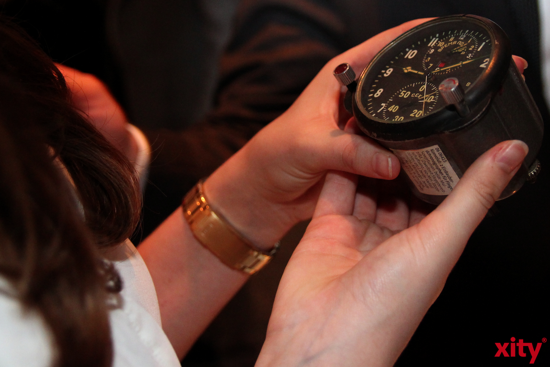 2 Einbauboardchronographen für Flieger  (xity - Foto: A.Meyer)