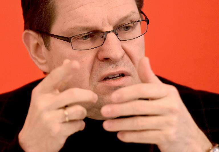 """SPD-Vize wirft Union """"Kleinkrieg"""" gegen seine Partei vor (© 2015 AFP)"""