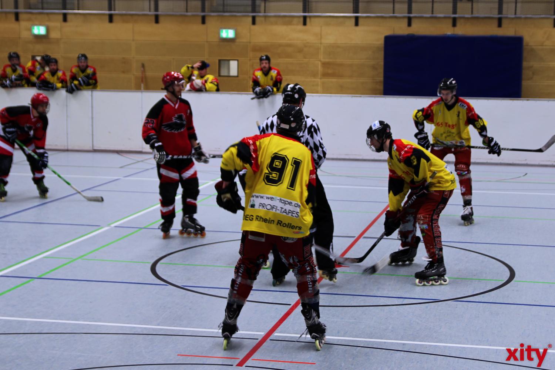 DIe Zuschauer sahen ein spannendes Spiel (xity-Foto: H.Müller)