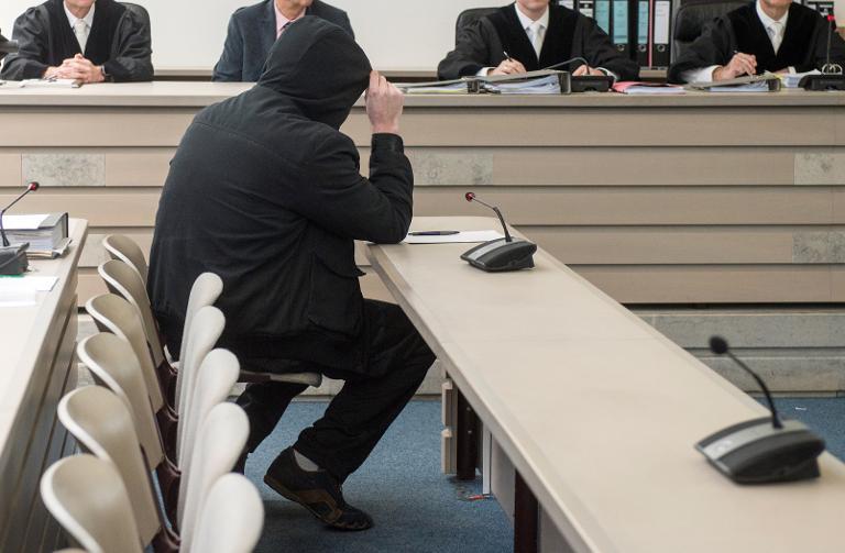 Angeklagter legt Geständnis im Mordfall Franziska ab (© 2015 AFP)