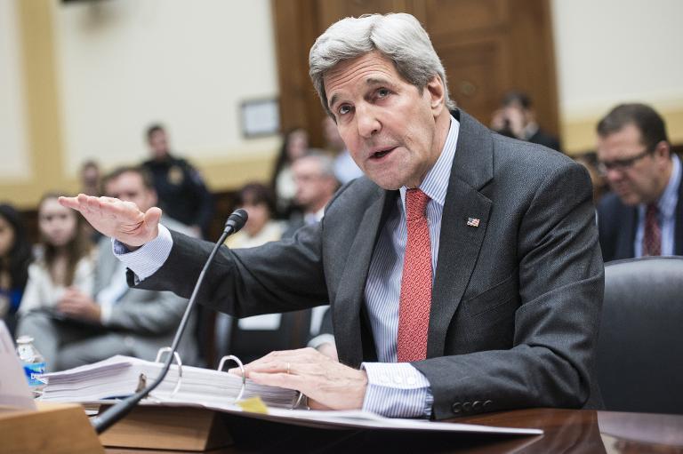 USA verteidigen Kürzungen beim Jugendaustausch (© 2015 AFP)
