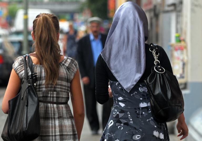Forderungen in der CDU nach modernem Einwanderungsrecht (© 2015 AFP)