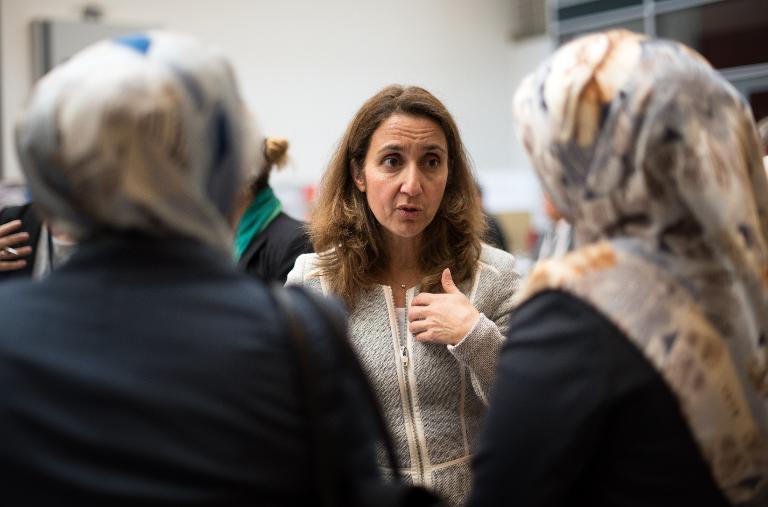 Kritik an Behandlung von Migranten im Gesundheitswesen (© 2015 AFP)
