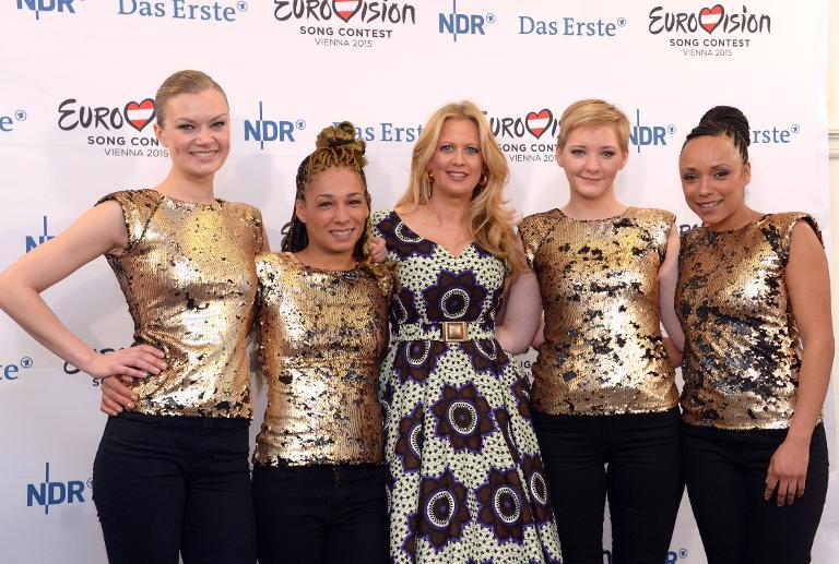 Deutscher Teilnehmer für Song Contest wird ermittelt (© 2015 AFP)