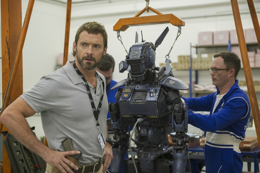 Chappie (Foto: Sony Pictures)