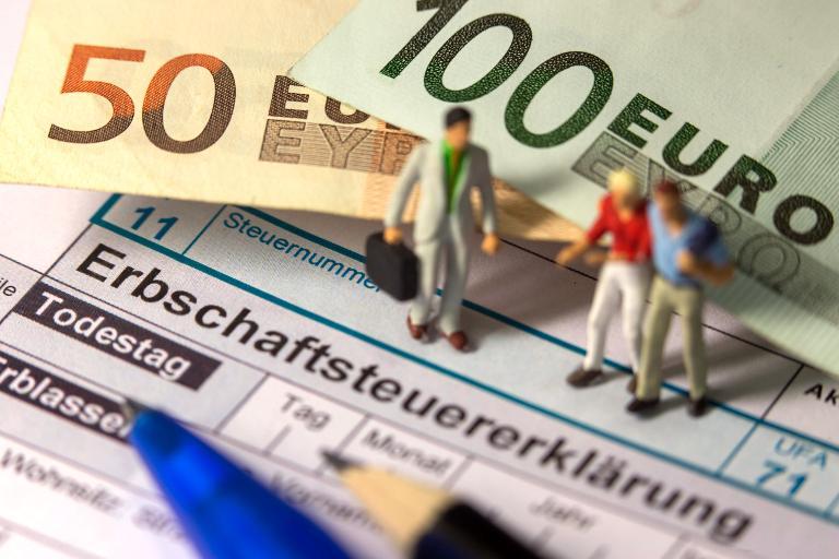 Auch in SPD Diskussionen über Reform der Erbschaftsteuer (© 2015 AFP)