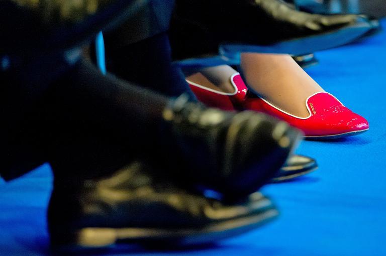 Oppermann will nach Frauenquote Entgeltgleichheitsgesetz (© 2015 AFP)