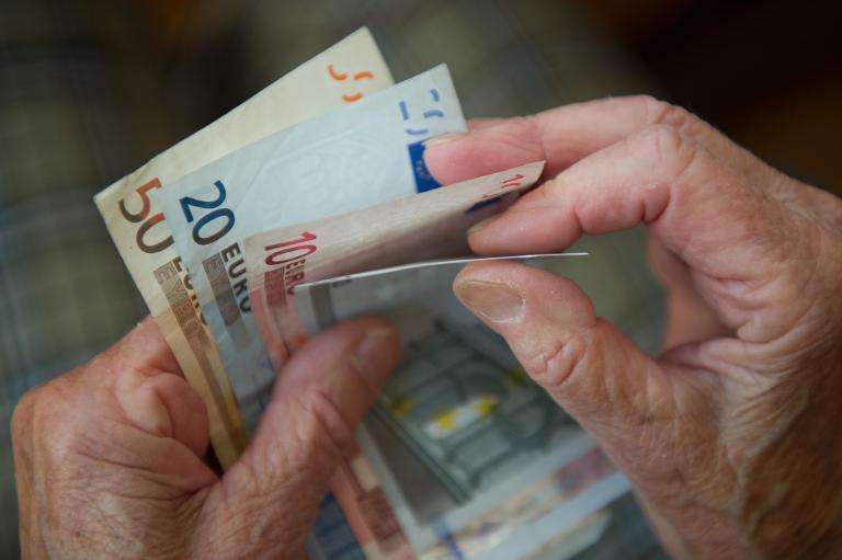 Grenze der Renten-Besteuerung auf 1191 Euro gesunken (© 2015 AFP)