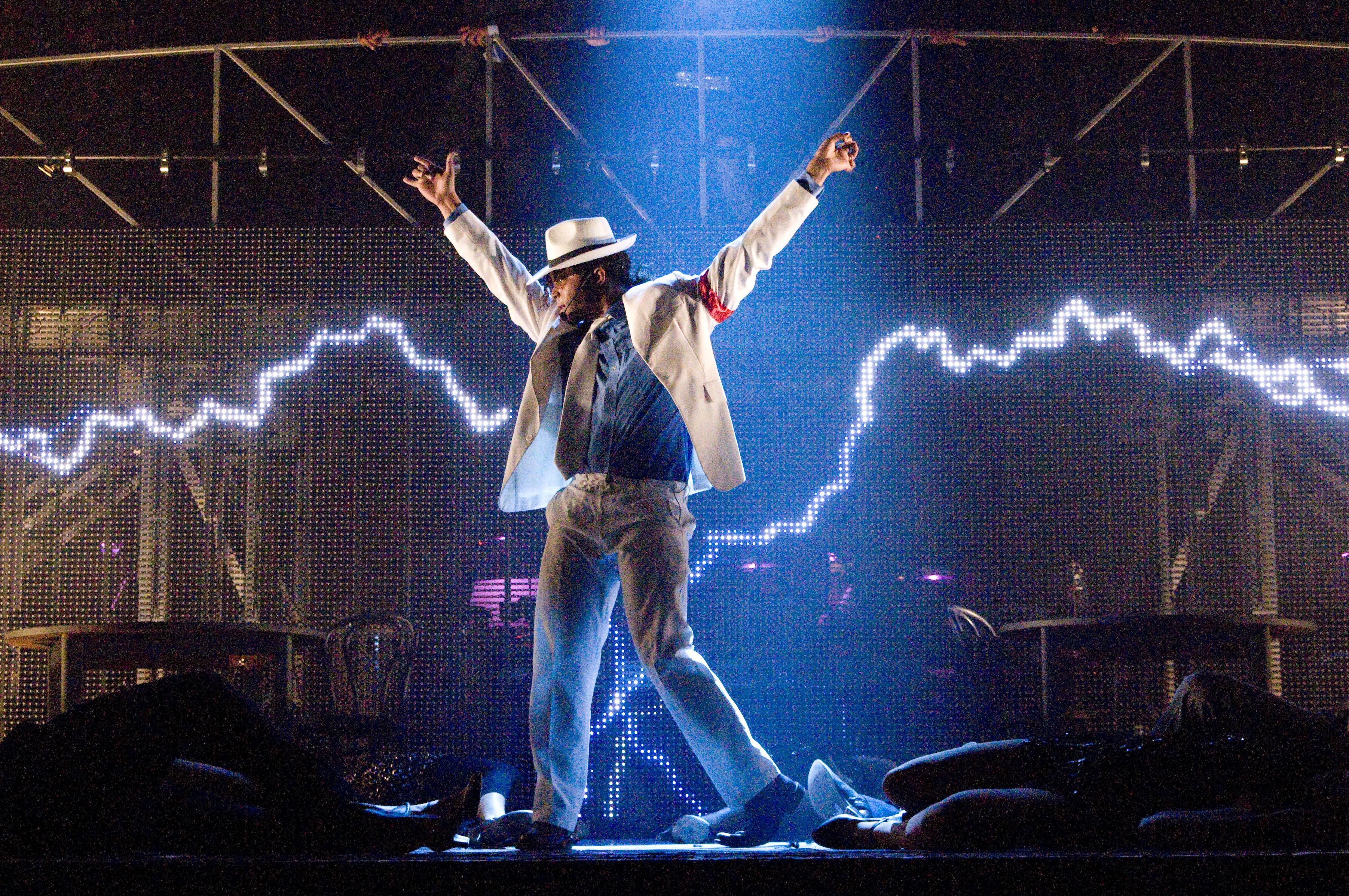 """""""Thriller Live"""" - Die Show über den King of Pop (Foto: George Bodnar)"""