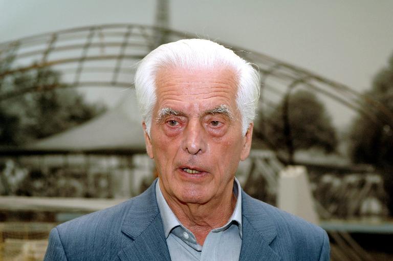 Weltberühmter deutscher Architekt Frei Otto ist tot (© 2015 AFP)