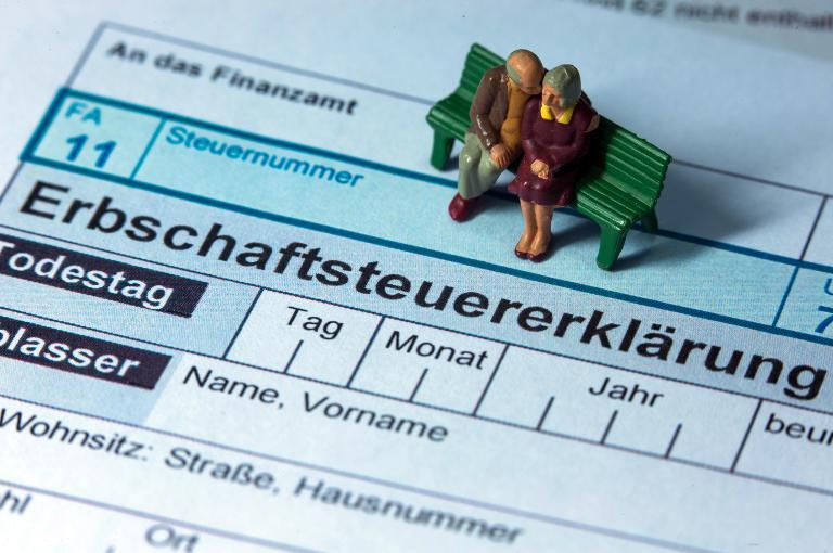 CSU kritisiert Pläne für Erbschaftssteuer-Reform (© 2015 AFP)