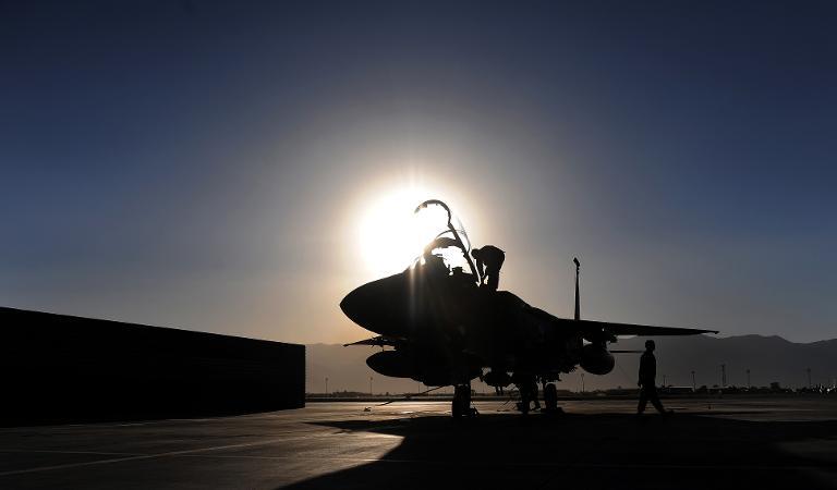 Deutschland wegen Nato-Luftschlags in Kundus vor Gericht (© 2015 AFP)