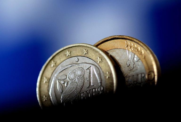 """CDU-Wirtschaftsflügel: """"Insolvenzordnung"""" für Eurozone (© 2015 AFP)"""