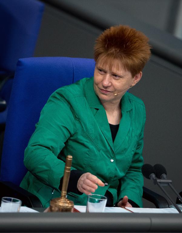 Nach Drohungen fordert Linken-Politikerin Pau mehr Schutz (© 2015 AFP)