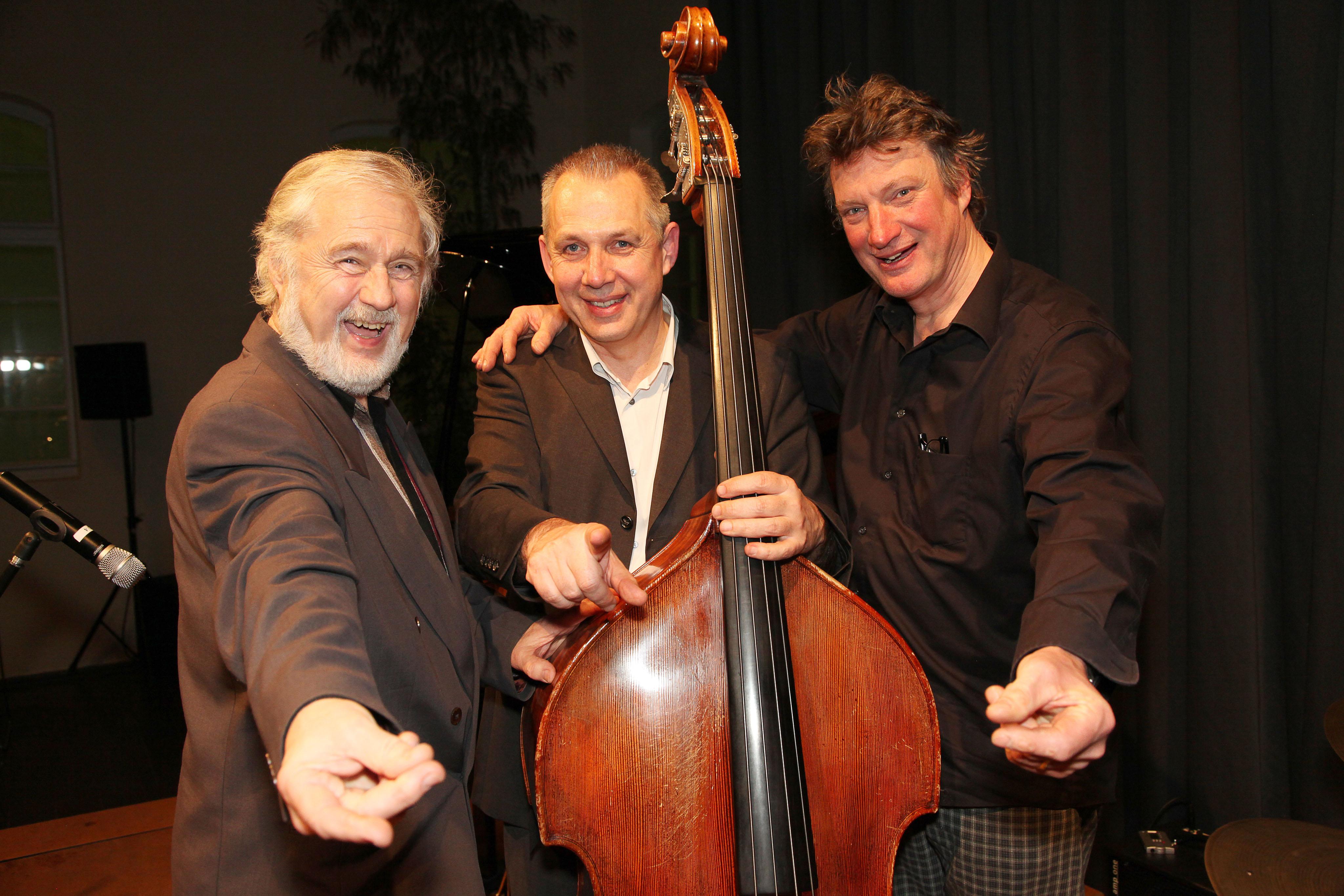 Ralf Butscher Trio (Foto: Maxhaus)