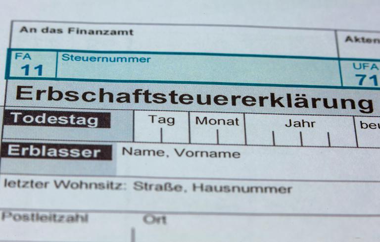 Kritik in der Union an Schäubles Erbschaftsteuerplänen (© 2015 AFP)