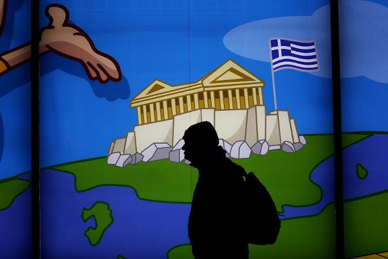 Politiker von SPD und Grünen für Reparationen für Athen (© 2015 AFP)