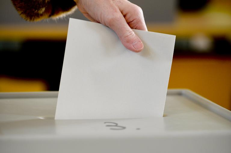 CDU, CSU und SPD wollen für mehr Wahlbeteiligung sorgen (© 2015 AFP)