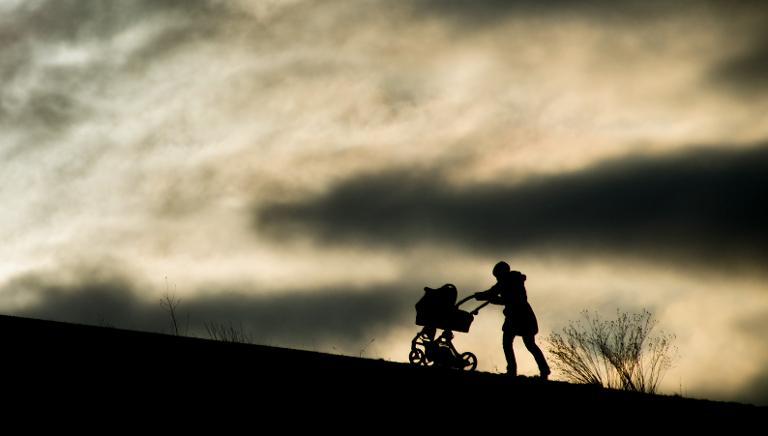 Mutter muss Vater von Kuckuckskind doch nicht benennen (© 2015 AFP)