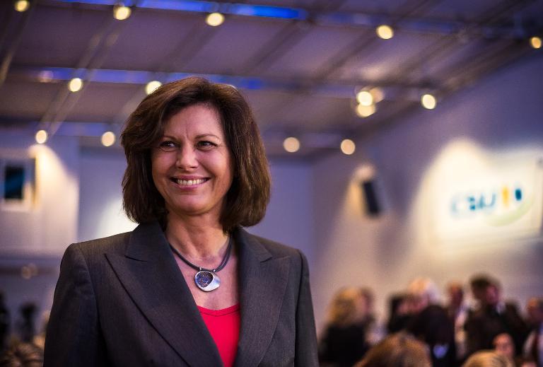 Aigner hält Bayern reif für Frau an Regierungsspitze (© 2015 AFP)