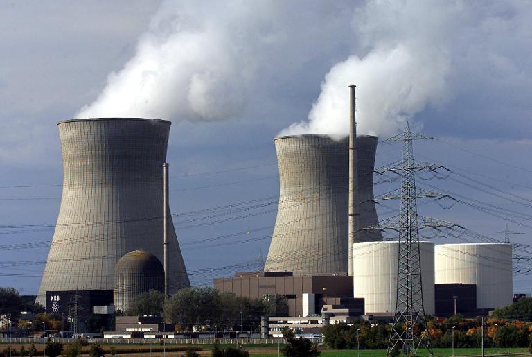 Reaktor des Akw Gundremmingen vorübergehend vom Netz (© 2015 AFP)