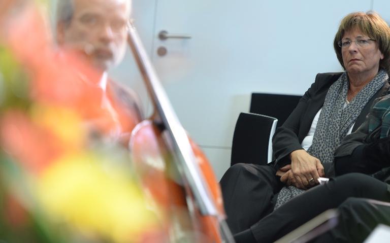 Bundestags-Vizepräsidentin: Wahlrecht für Behinderte (© 2015 AFP)
