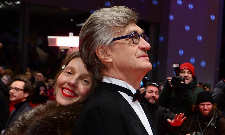 Wim Wenders empfiehlt Männern Nachhilfe im Trauern (© 2015 AFP)