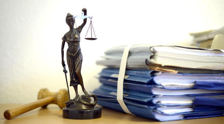 Gericht fällt Urteil in Prozess um zerstückelten Mann (© 2015 AFP)