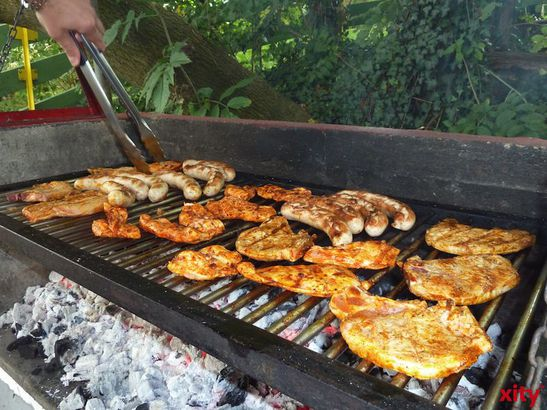 The sun shines, the temperature rises: With the spring comes the barbecue season. (xity-Photo: P.I.)