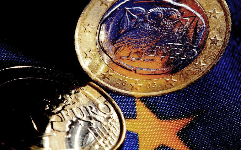 Göring-Eckardt rechnet mit weiteren Griechenland-Hilfen (© 2015 AFP)