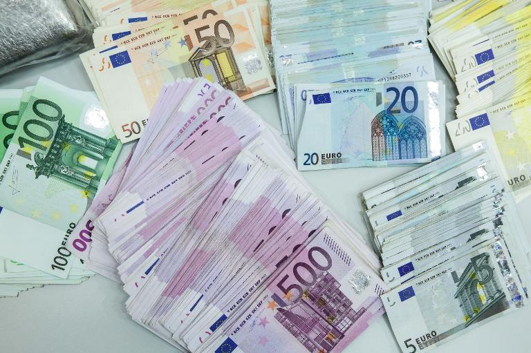 Hessen will Kommunen spekulative Finanzdeals verbieten (© 2015 AFP)