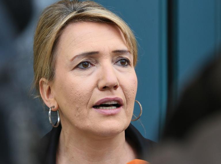 Grünen-Chefin: Stärke in Ländern gibt Rückenwind im Bund (© 2015 AFP)