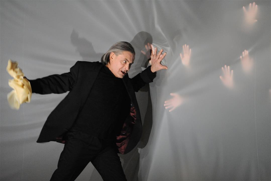 """Rigoletto? im Opernhaus Düsseldorf (Foto: Thilo Beu)"