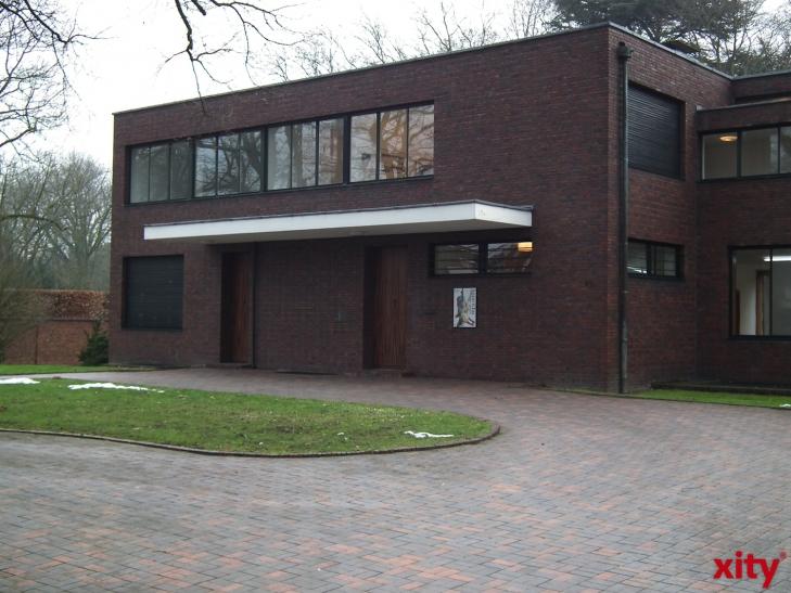 Veranstaltungen in den Kunstmuseen Krefeld (xity-Foto: E. Aslanidou)