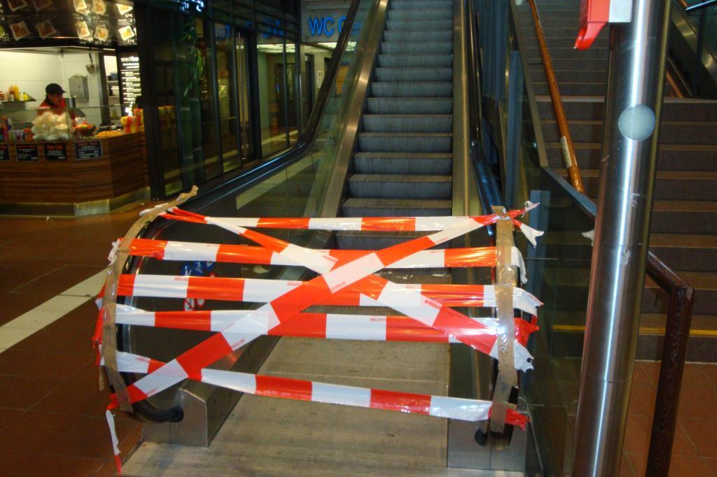 Nach einem Unfall im Siegburger Bahnhof (Foto: OTS)
