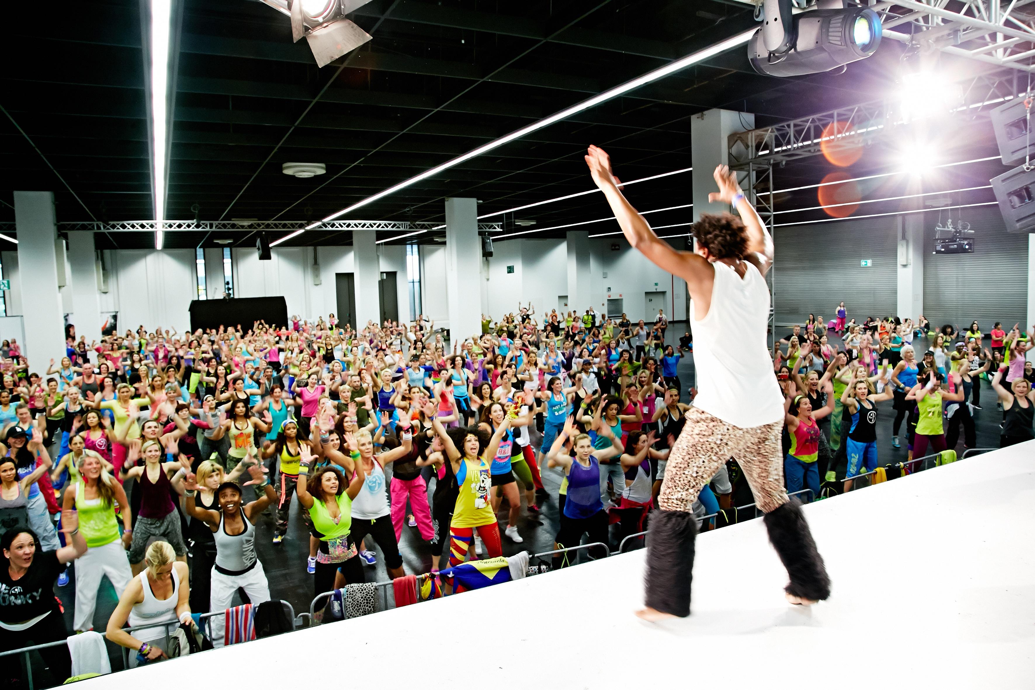 FIBO lässt Herzen der Fitnessfans höher schlagen (Foto: Behrendt & Rausch Fotografie)