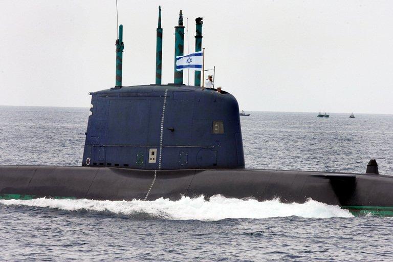 Lieferung von U-Boot an Israel offenbar genehmigt (© 2015 AFP)