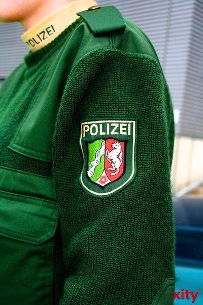 Polizei bremst Raser in Meiderich (xity-Foto: M. Völker)