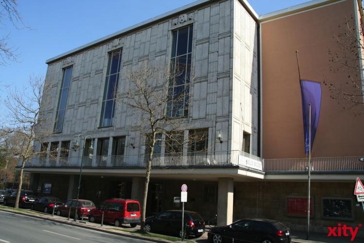 Einen Monat nach dem Absturz des Fluges 4U9525 findet im Opernhaus Düsseldorf eine Gedenkveranstaltung statt (xity-Foto: M. Völker)
