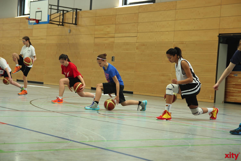 Für die Einsätze in der WNBL erhält jede Spielerin eine individuelle Bundesligalizenz (xity-Foto: P. Basarir)