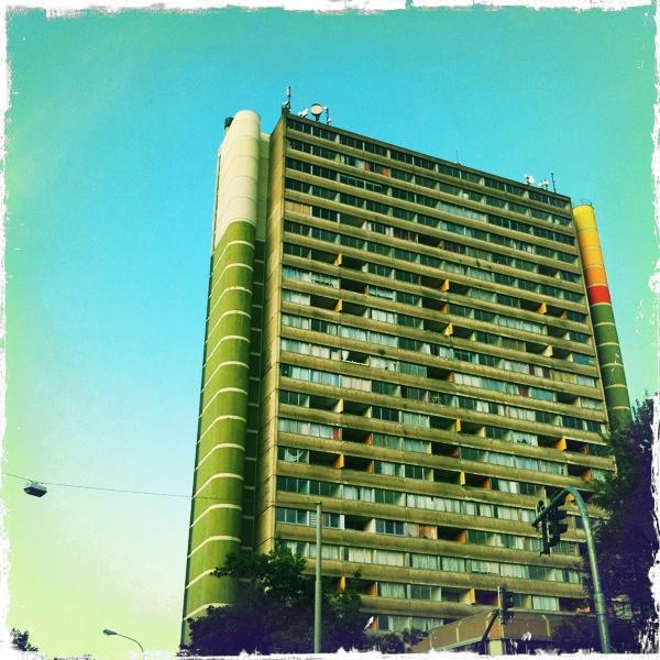 Gipfelstürmertag auf die höchsten Gebäude in Krefeld (Foto: Stadt Krefeld