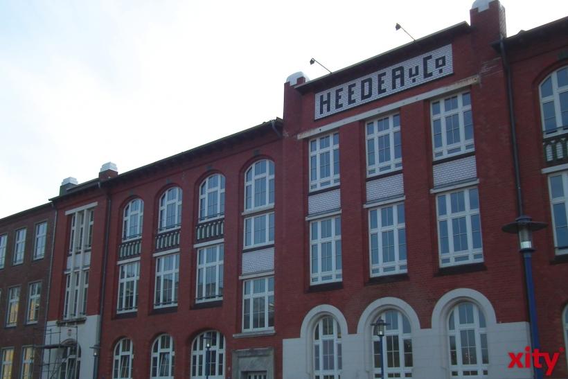 """Das Kresch-Theater präsentiert das Theaterstück """"Fast Faust"""" von Albert Frank nach Goethe auf der Studiobühne II in der Fabrik Heeder (xity-Foto: E. Aslanidou)"""