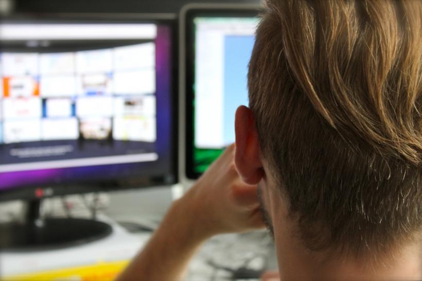 Wer einen Online-Dienst in Anspruch nehmen möchte, muss oft seine privaten Daten hinterlassen (xity-Foto: D. Creutz)
