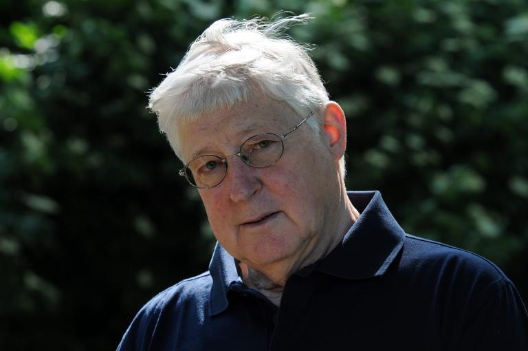 Fernsehjournalist Klaus Bednarz  gestorben (© 2015 AFP)